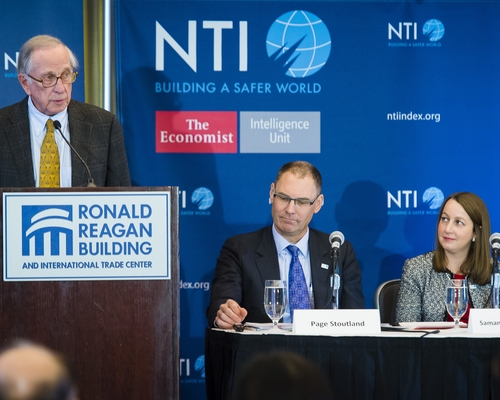 NTI Nuclear Security Index Presentation
