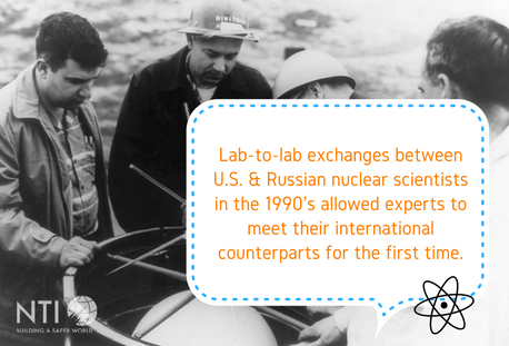 Pathways to Cooperation: U.S. & Russia