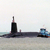 British nuclear-powered ballistic missile submarine HMS VANGUARD (SSBN-28)