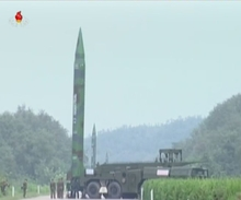 North Korea Tests Never-Before-Seen Missile: Analysis, Model and B-Roll Available