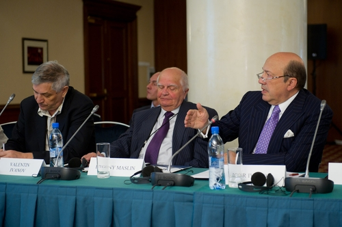 Ivanov at TTX