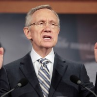 Senator Harry Reid (D-Nev.) is feeling the heat over Iran sanctions.