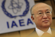 International Atomic Energy Agency Director General Yukiya Amano, shown in June, has said that significant alterations at Iran's Parchin military base have undermined the ability of investigators to look for evidence of past nuclear weapon-related activities at the site (Alexander Klein/AFP/Getty Images).