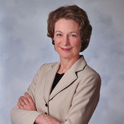 Photo of Susan Eisenhower