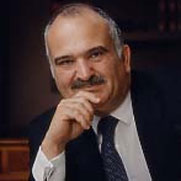 Photo of HRH Prince El Hassan bin Talal of Jordan