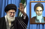 Iranian supreme leader Ayatollah Ali Khamenei, shown last week, on Thursday rejected any bilateral meeting between his nation and the United States (AP Photo/Office of the Supreme Leader).