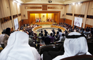 Arab League ministers meet in Cairo in September 2012. Egypt and other member states of the 22-nation organization have threatened to boycott upcoming Nonproliferation Treaty events if they do not see progress in convening a conference on a WMD-free Middle East (AP Photo/Amr Nabil).