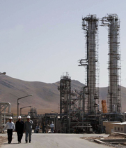 Iran's Arak heavy-water reactor facility, shown in 2004. Iran and six world powers might require more than six months to negotiate a comprehensive agreement on the Middle Eastern nation's disputed nuclear activities, European Union foreign policy chief Catherine Ashton said on Sunday.