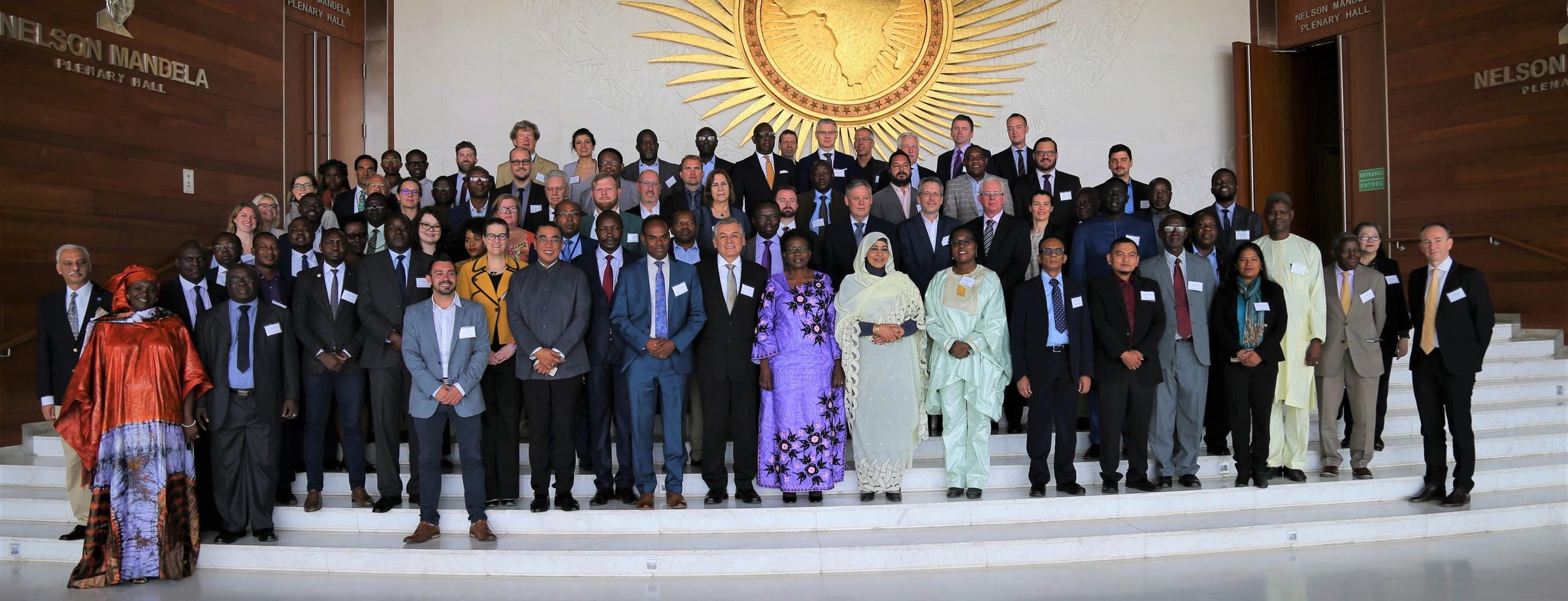 NTI Convenes Global Biosecurity Dialogue in Addis Ababa