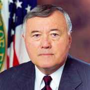 Photo of Eugene E. Habiger, USAF (Ret.)