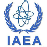 Logo of International Atomic Energy Agency