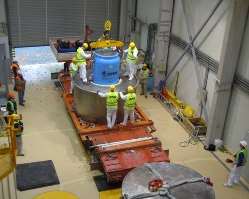 IAEA Hungary Cleanout