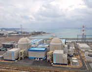 South Korea's APR-1000 nuclear reactor, Shin-Kori 1 and 2, near the southern port of Busan, as seen last February. The U.S. Congress has approved a two-year extension of Washington and Seoul's nuclear trade pact.