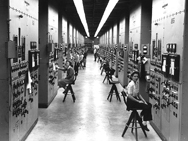 Women operating calutrons in the 1940s to enrich uranium at the Y-12 facility in Tennessee, used in part for the bomb dropped on Hiroshima. More than 30 watchdog organizations on Thursday pressed the Obama administration to examine potential dangers of a concept for redistributing its weapon-uranium processing operations.