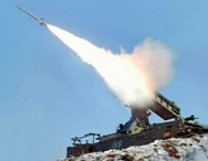 A video grab taken from North Korean television in March 2013 purportedly shows a surface-to-air missile being fired during a live-fire exercise. A new expert report concludes that North Korea likely has developed a new cruise missile, possibly based on a Russian anti-ship missile.