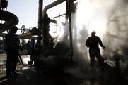 Talk of Worldwide Iran Oil Embargo Heard in Congress