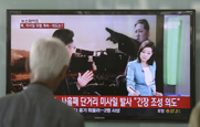 North Korea Delivers Missile-Launch Blitz