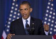 President Obama gives a Thursday speech on U.S counterterrorism policy (AP Photo/Carolyn Kaster).