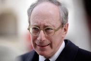 Former U.K. Foreign Secretary Malcolm Rifkind, seen in London in April, said in a recent interview that Israel's continued public silence about its nuclear arsenal makes it unlikely that the country would take part in any formal conference about banning weapons of mass destruction from the Middle East (Matthew Lloyd/Getty Images).