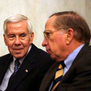 "Nunn & Lugar Call Iran Deal ""Best Chance to Stop an Iranian Bomb"""