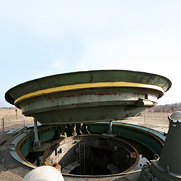 SS-24 Missile Silo, Strategic Missile Forces Museum, Ukraine