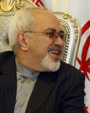 Iranian Foreign Minister Mohammed Javad Zarif, shown earlier this month, is expected on Thursday to meet with delegates from the five permanent U.N. Security Council member nations and Germany (AP Photo/Saad Shalash).