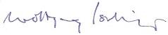 Wolfgang Ischinger signature