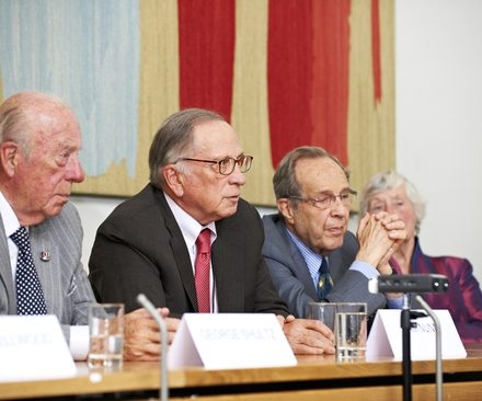 Shultz, Perry, Nunn Call For U.S.-Russia Re-engagement to Reduce Nuclear Risks