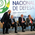 Ceremony for the National Defense Strategy at the Planalto Palace in Brasilia. Photo: Wilson Dias/ABr.