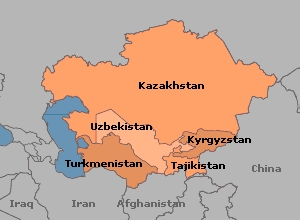(Mar. 23) -The Central Asian Nuclear-Weapon-Free Zone took effect Saturday (Image courtesy of James Martin Center for Nonproliferation Studies).