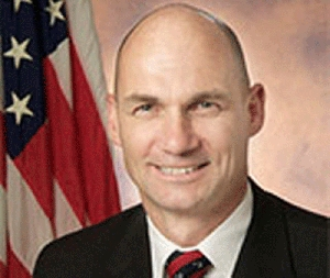 (May. 11) -National Nuclear Security Administration head Thomas D'Agostino last week discussed details of his agency's $9.9 billion budget request for fiscal 2010 (U.S. Energy Department photo).