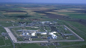 (May. 13) -Starting in 2014, the Pantex Plant in Texas is projected to start experiencing capacity problems for storing nuclear-weapon cores awaiting treatment (Texas Health Department photo).