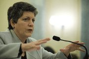 (Dec. 3) -U.S. Homeland Security Secretary Janet Napolitano yesterday told lawmakers her department cannot meet a congressionally-mandated 2012 deadline for scanning all U.S.-bound ship cargo for potential WMD ingredients (Jim Watson/Getty Images).