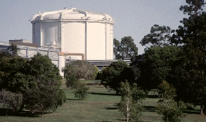(Mar. 30) -The High Flux Australian Reactor, now retired, was converted under a U.S.-led initiative to run on low-enriched uranium rather than weapon-grade material. International efforts to cut off the production of new fissile material stocks must address civilian supplies of highly enriched uranium in order to be effective, according to analysts (Australian Nuclear Science and Technology Organization photo).