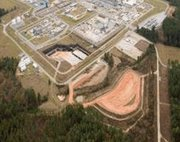 (Jun. 17) -The Savannah River Site in South Carolina. House appropriators are worried by the rising costs of building a facility at the Energy Department site for converting weapon-usable plutonium into nuclear reactor fuel (U.S. National Nuclear Security Administration photo).