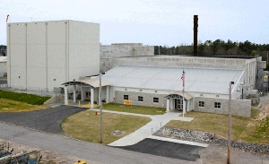 (Oct. 28) -The Tritium Extraction Facility at the Savannah River Site in South Carolina. A number of analysts have questioned a planned increase in U.S. capabilities to produce tritium, a material considered key in the function of nuclear weapons (Savannah River Nuclear Solutions photo).