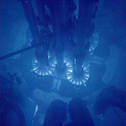 Fuel test at Department of Energy's Advanced Test Reactor at Idaho National Laboratory