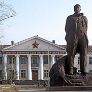 Igor Kurchatov Monument (Developer of nuclear weapons)