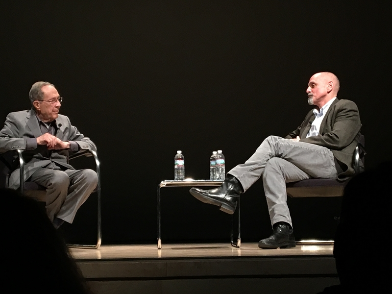 Dr. William J. Perry in conversation with Eric Schlosser