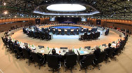 A general view of the 2012 Seoul Nuclear Security Summit in March 2012 in Seoul, South Korea. The Netherlands is unlikely to meet a reactor conversion deadline established there.