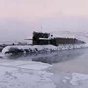 Project 667BDR Kalmar (NATO name Delta III) Submarine