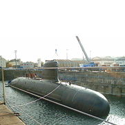 Project 75 (Scorpène) Submarine