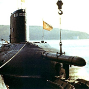 Project 877K/877M/636 Varshavyanka (NATO name Kilo) Submarine