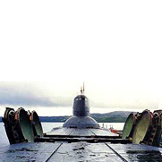 Project 941 Akula (NATO name Typhoon) Submarine