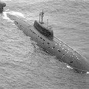 Project 945B Kondor (NATO Name Sierra II) Submarine