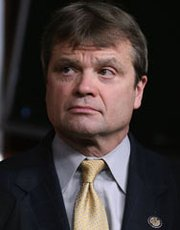 Representative Mike Quigley (D-Ill.), shown last year, on Wednesday said that he is planning new legislation aimed at reducing nuclear-weapons spending (Chip Somodevilla/Getty Images).