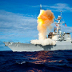 "The Aegis Ballistic Missile Defense ship ""USS Hopper"" fires an SM-3 interceptor in July 2009"