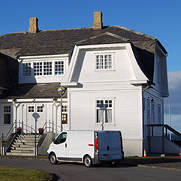 Hofdi House, Iceland, site of the Reykjavik Summit
