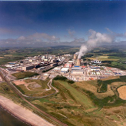 Aerial of Sellafield Site 2000