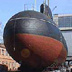Varshavyanka-class submarine for the Indian Navy, Zvezdochka Shipyard, Severodvinsk.